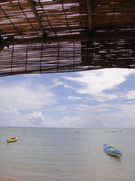 海濱餐廳「窗外」。(陳慧先拍攝).JPG