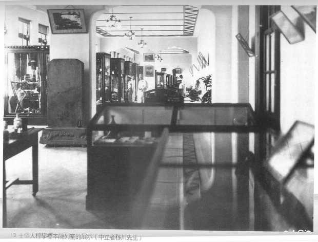 圖 13 土俗人種學標本室002